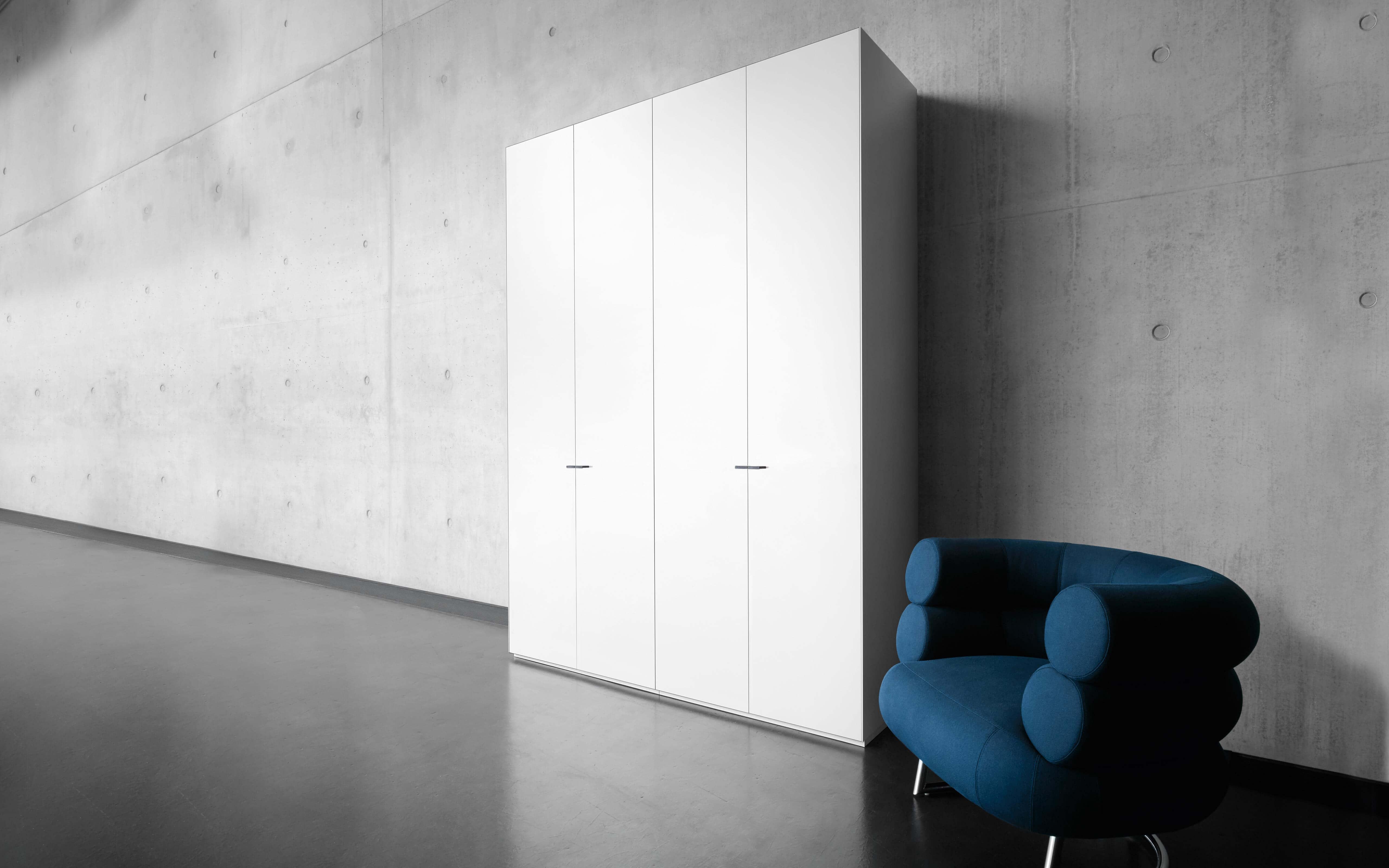 Piure creating living space sideboard nex line regal for Schrank 250 cm hoch